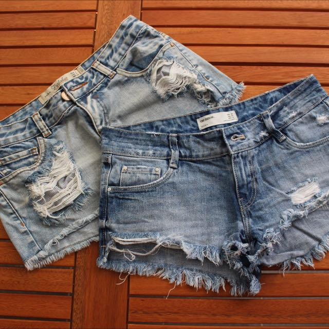 Zara Mini Shorts EUR 34/S