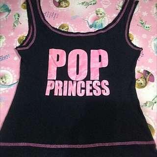 Pop Princess Crop Top
