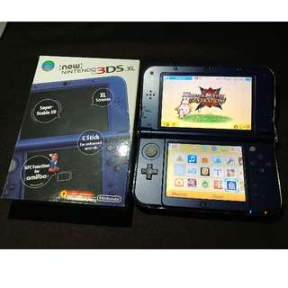 Nintendo New 3DS XL with 16GB Full Games
