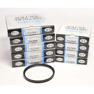 Kenko 77mm UV Filter