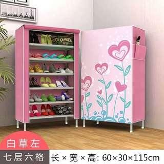3D Shoe Wardrobe