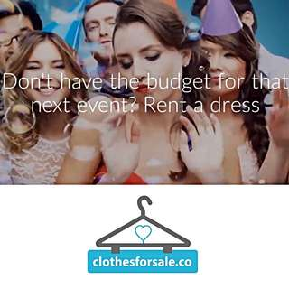 Make Money By Renting Your Wardrobe