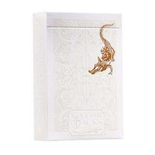 Gold Foil Gatorsback