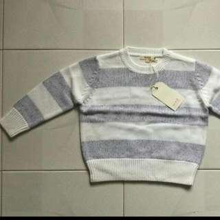 Brand New 1-2years Seed Baby Kids Sweater