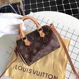 Louis Vuitton Nano Speedy