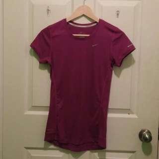 Women's Nike Miler Running Shirt