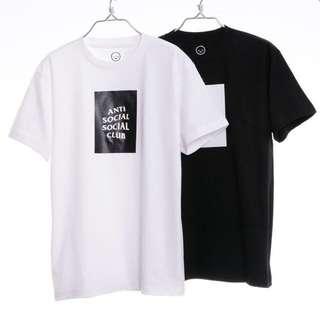 ASSC Anti Social Social Club Tshirts
