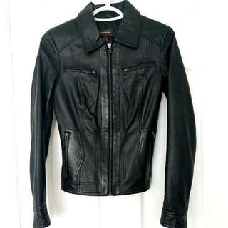 Danier Leather Spring Jacket
