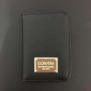 Colette Cardholder Black