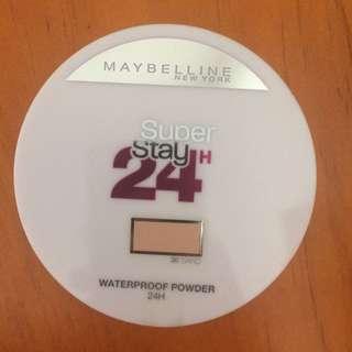 "MAYBELLINE Super Stay 24 Hour Waterproof Powder ""Sand"""