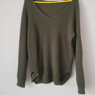 Glassons Oversized Jumper XS