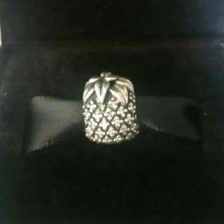 Pandora Pineapple Charm
