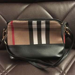 Non Authentic Burberry Clutch
