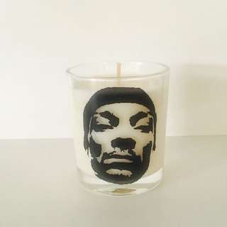 Snoop Dogg Candle