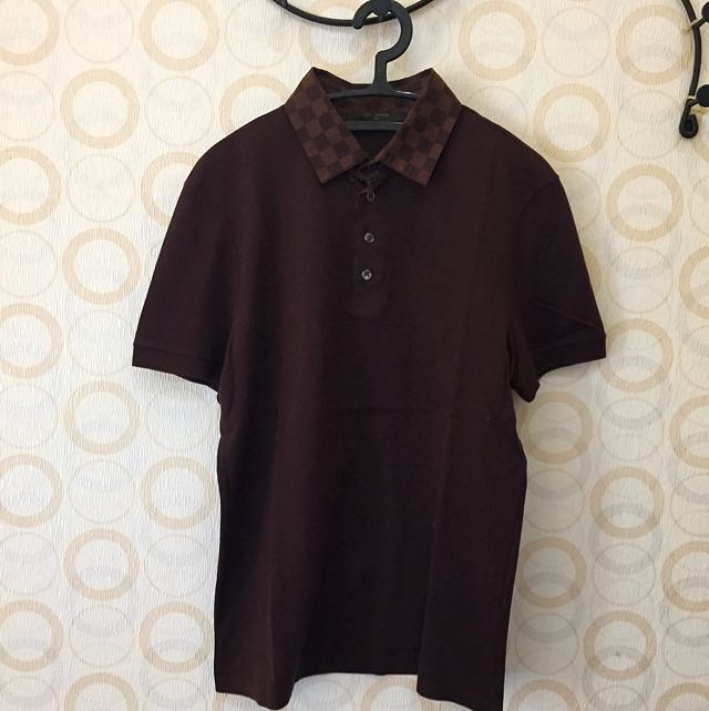 100% Authentic Louis Vuitton Polo T-Shirt