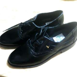煙斗牌時尚皮鞋