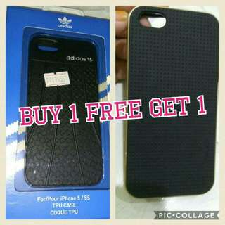 CASE IPHONE 5/5S ADIDAS Original free Cas iPAKY iPhone 5/5s