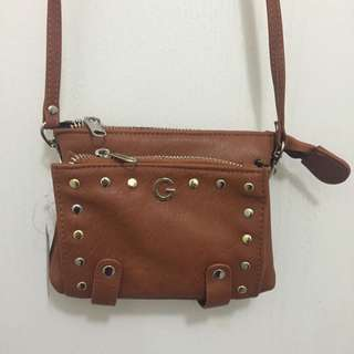 Guess Leila Mini Crossbody Bag