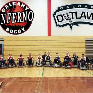 Please Help Support The Calgary Infernos Wheelchair Rugby Team.