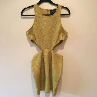 MINKPINK Cutout Dress
