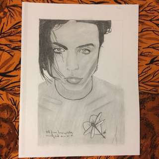 Andy Black From Black Veil Brides