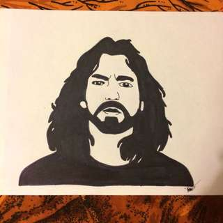 Dave Grohl From Nirvana & Foo Fighters