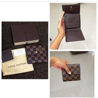 My preowned authentic Louis Vuitton Wallet