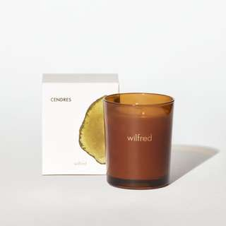Brand New Wilfred Cendres Candle Handmade In France