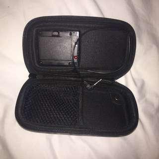 Speaker & Pencil Case