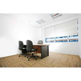 Serviced office for rent (2 months free rent for 2 yrs lease) EPL Bldg / Bryton House