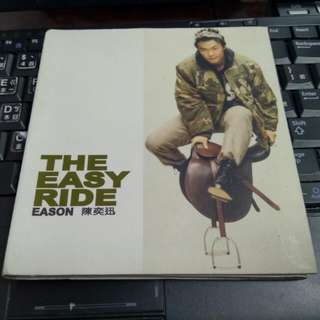 Eason Chan 陳奕迅 EASY RIDE CD+VCD 大開眼戒