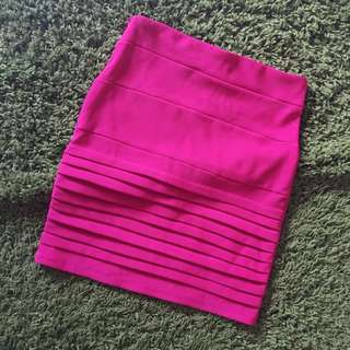[NEW] Pink Bodycon Skirt