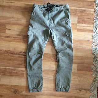 Cotton On Cargo Jogger Pants