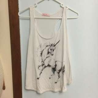 Unicorn Singlet