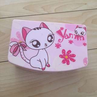 Kitty Jewellery Box