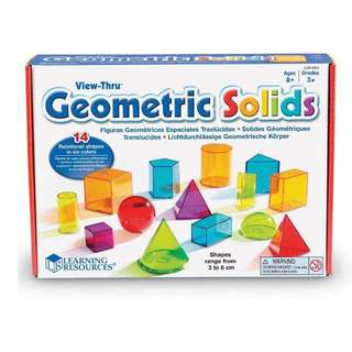 Learning Resources Geometric Shapes