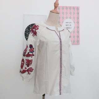 boho top with a little defect (refer second pic)