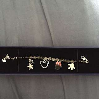 LIMITED EDITION DISNEY SWAROVSKI BRACELET