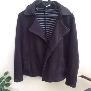 Glacier blazer black