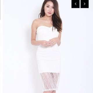 BN Carrislabelle's Premium Glittery Tube Dress