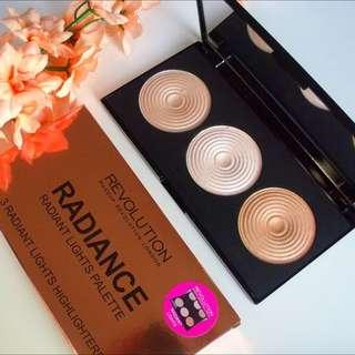 Makeup Revolution Highlighting Pallet