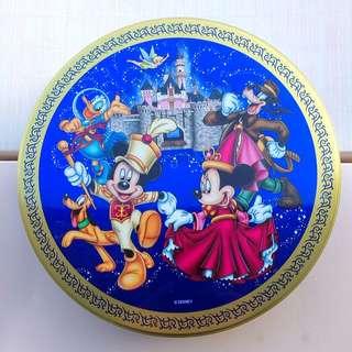 迪士尼鐵盒