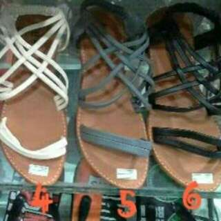 Sandal Trepes Kerut