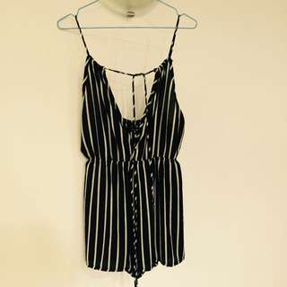 Playsuit Size 6-8