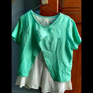 (REPRICE) Blouse Tosca
