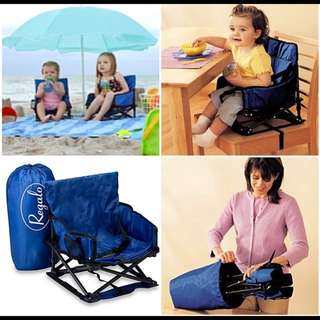 Regalo My Chair Portable Booster Seat