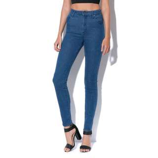 Wrangler High Wasted Jeans