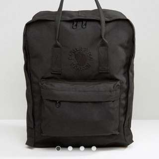 Authentic Fjallraven Re-Kanken Back Pack