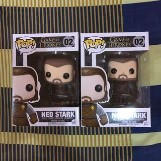 Funko POP! Game of Thrones - Ned Stark 02