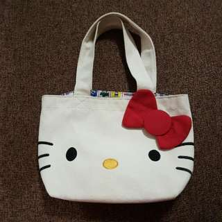 Hello Kitty Lunch Tote / Bag